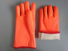 How to judge that chemical resistant gloves have failed