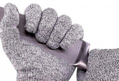 Levels, function and routine maintenance of cut-proof gloves